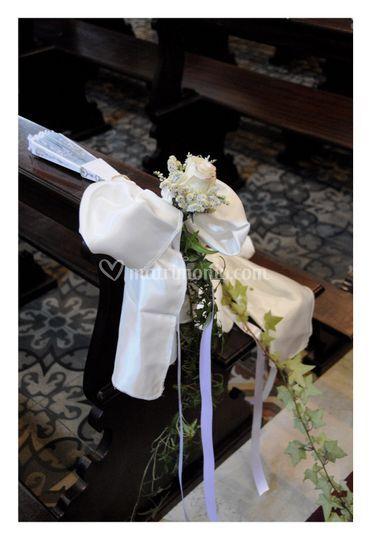Amiche della sposa - Allestimento casa della sposa ...