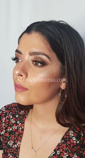 Make Up cerimonia tecnica Airb