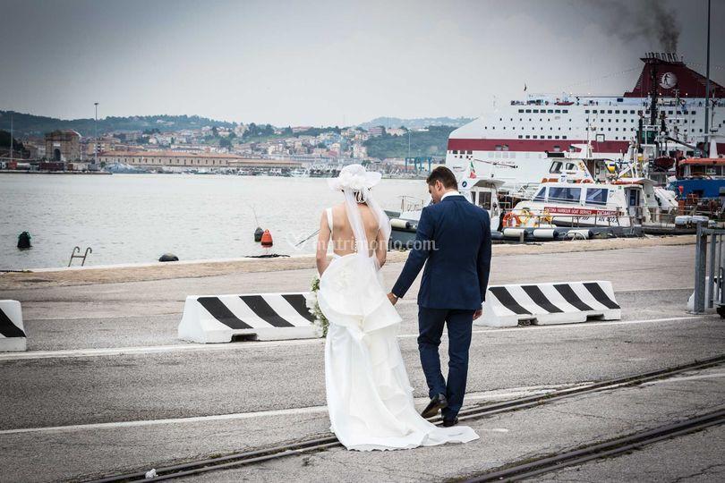Passeggiata al porto