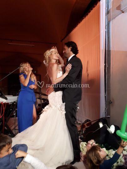 Matrimonio Luca Toni