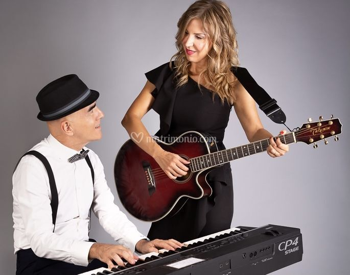 Duo voci piano e chitarra