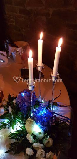 Il lume di candela ...