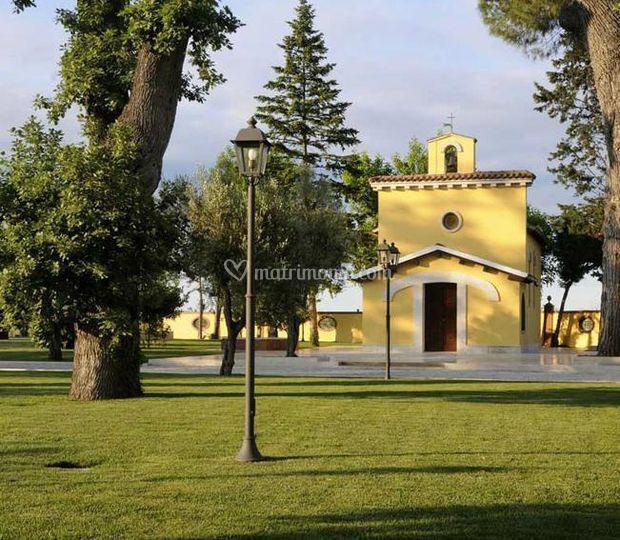 Villa Fiorita cappella