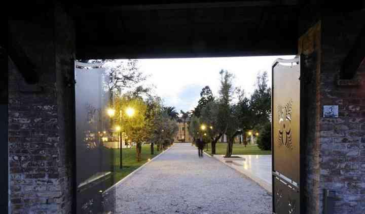 Villa Fiorita ingresso riservato agli sposi