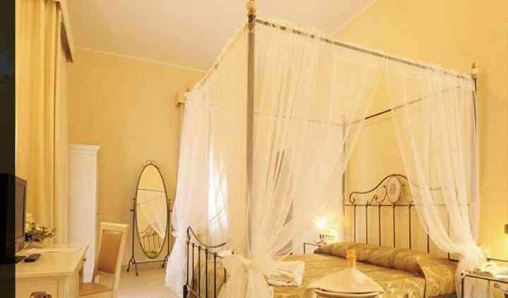 Villa Fiorita Junior Suite