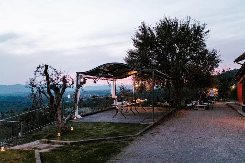 Terrace _ aperitivo