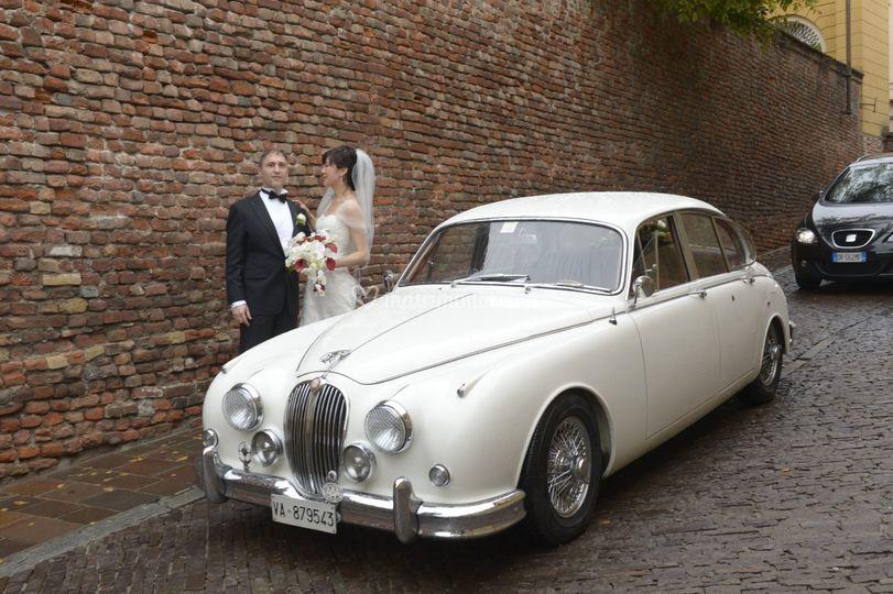 Jaguar e gli Sposi
