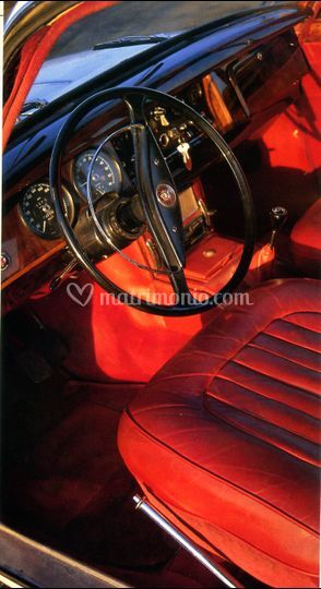 Interni Jaguar MK2