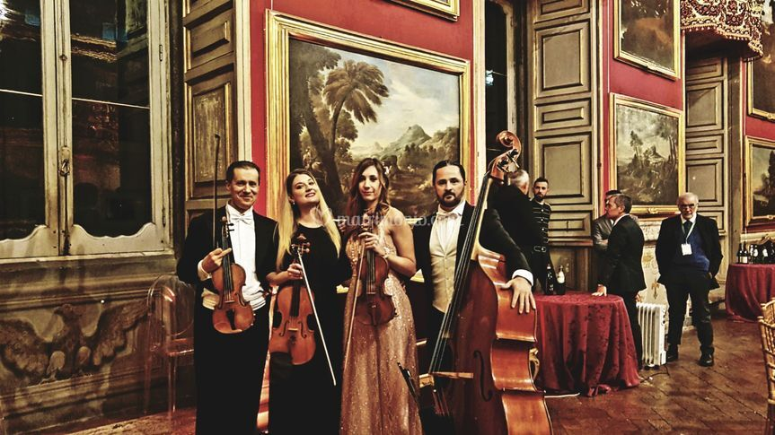 Quartetto Michelangelo
