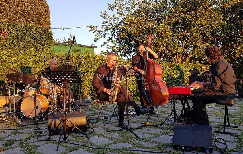 Casale di polline-jazzband