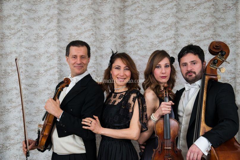 Trio d'Archi e Soprano