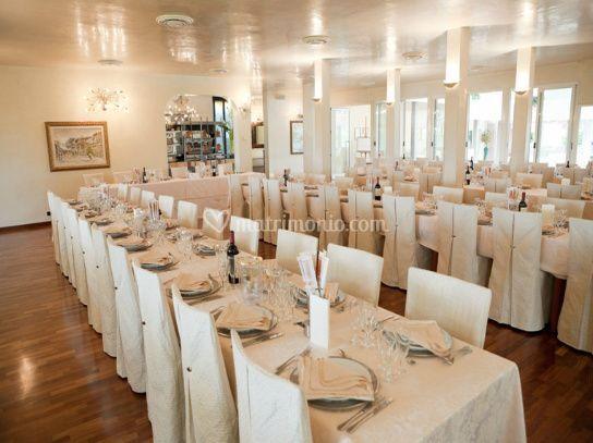 Matrimonio in settimana di ristorante osteria villa tara for Tara ristorante milano