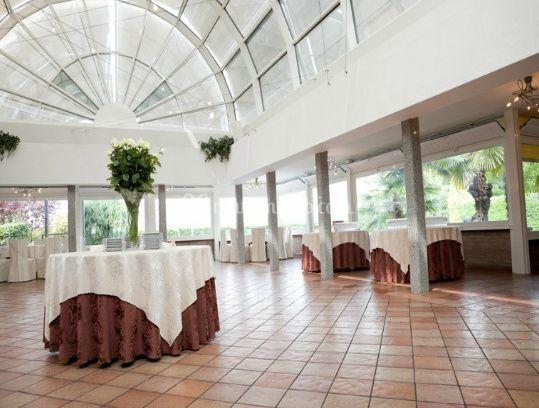 Sala ricevimenti di ristorante osteria villa tara foto 1 for Tara ristorante milano