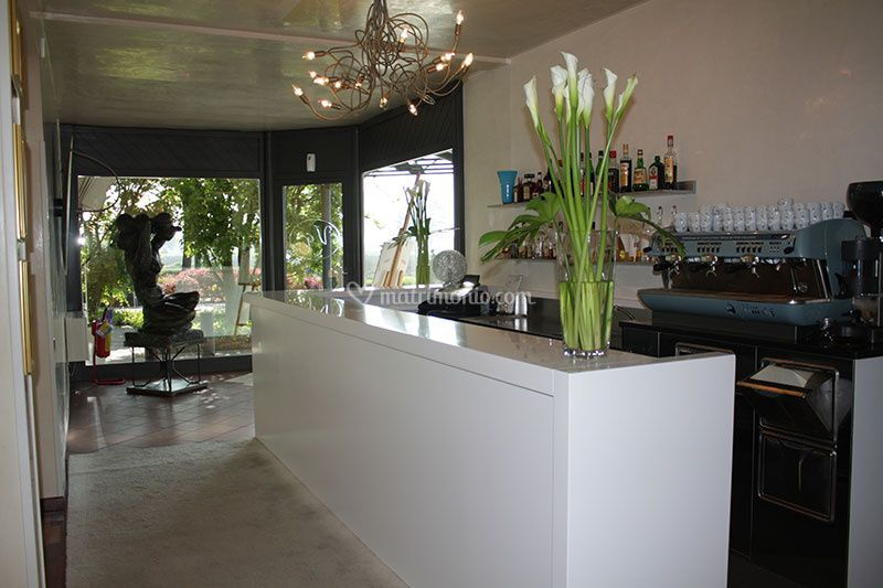 Salone ricevimenti di ristorante osteria villa tara foto for Tara ristorante milano
