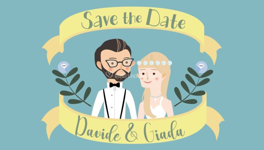 Video save the date