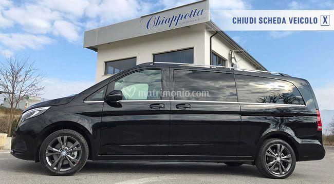 Minivan CLASSE V 7 Posti