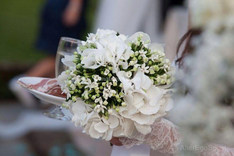 Bouquet bouvardia ortnsie