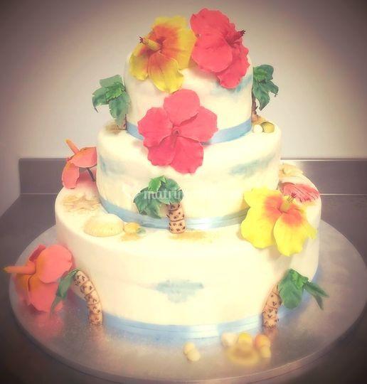 Cake summer