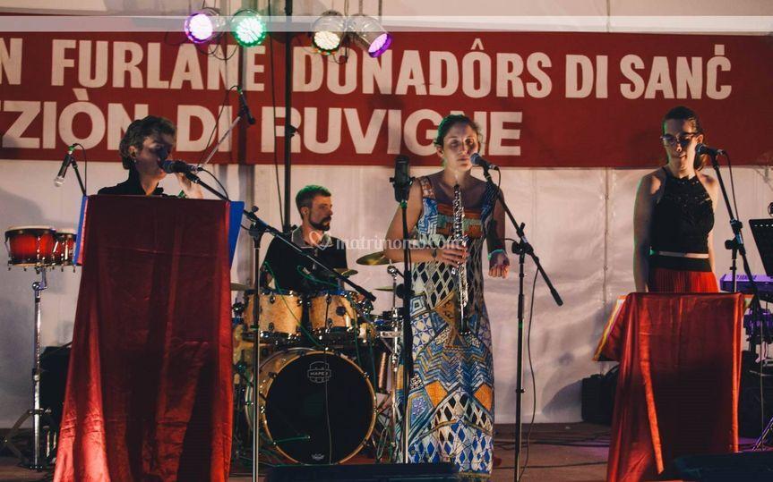 Le cantanti