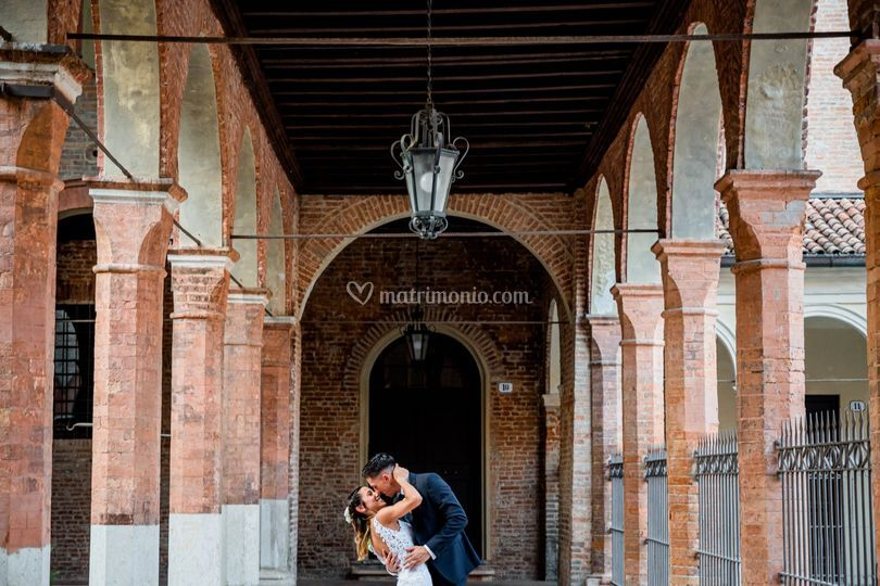Piazzetta Sant'Anna - Ferrara