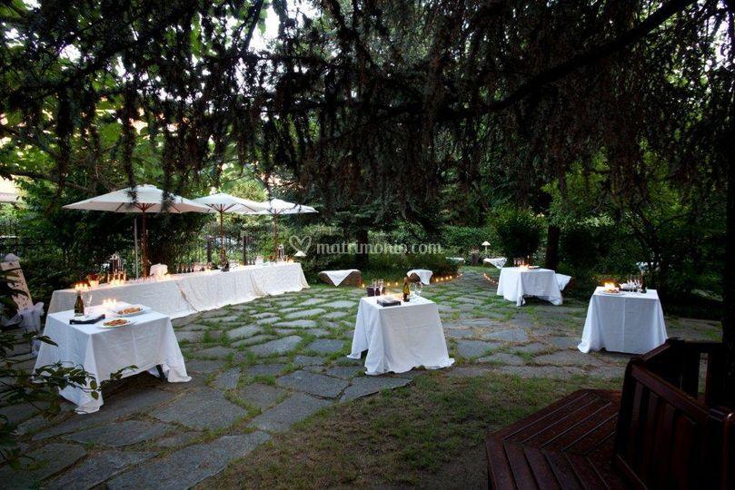 Il giardino del cocktail