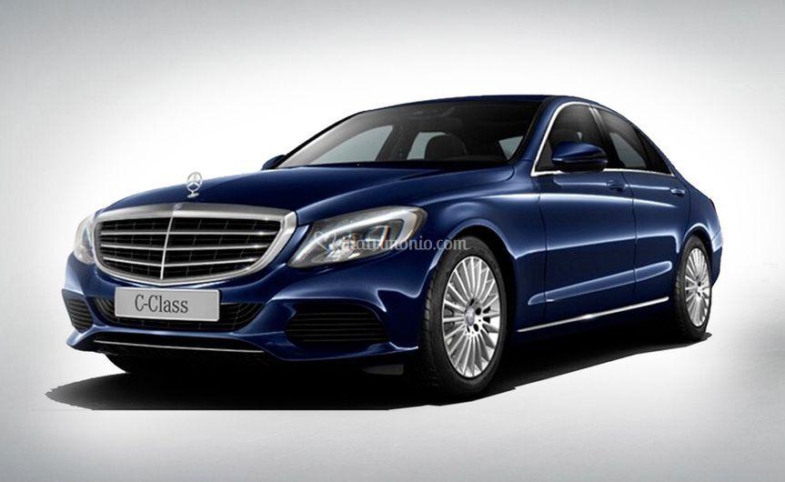 New Mercedes classe C