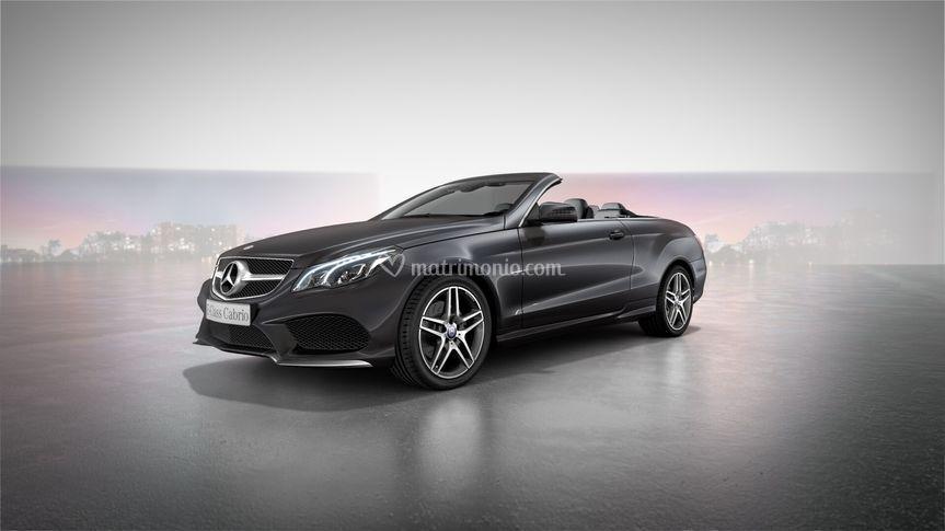 New Mercedes classe E Cabrio