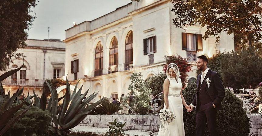 Wedding planner puglia