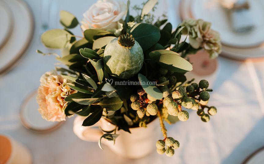 Rustic apulian wedding