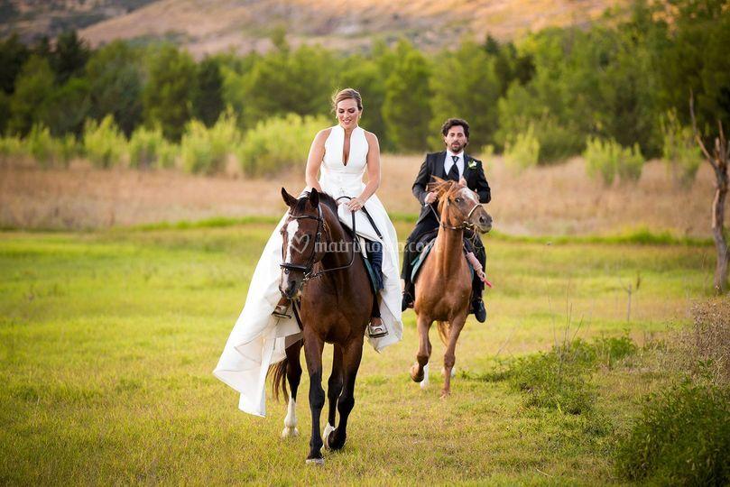 Matrimonio maneggio