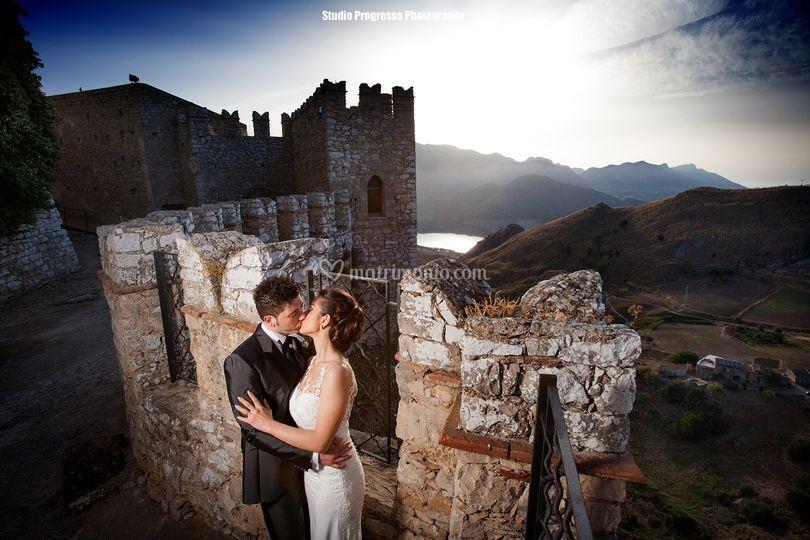 Ore 19.46 Castello di Caccamo