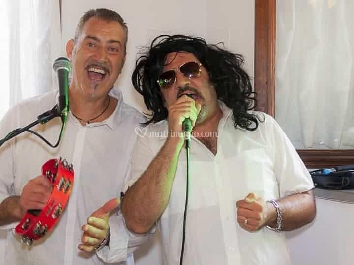 E vai con il Karaoke!!