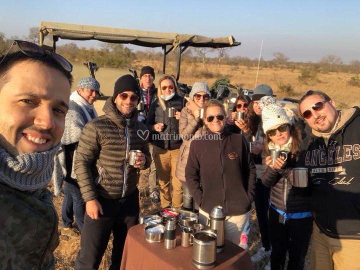 Parco Kruger, Sudafrica