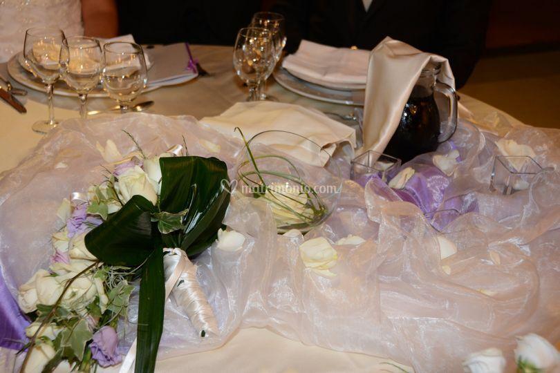 Tavoli e allestimenti
