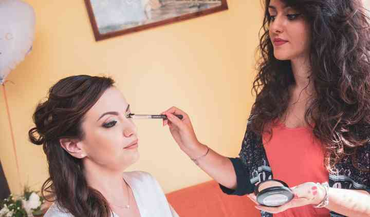 Lucrezia Frosi Makeup artist