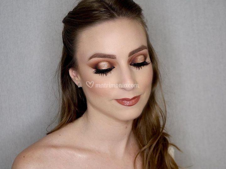 Francesca Marita Calagna Make Up Artist