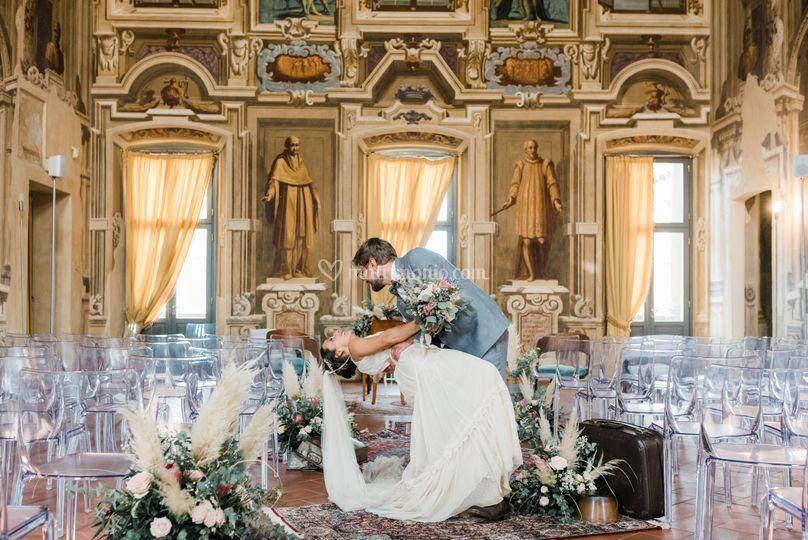 Palazzo Visconti - Brignano