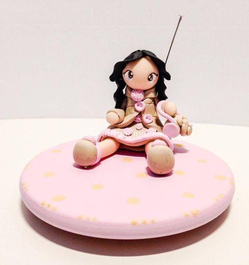Top cake personalizzato