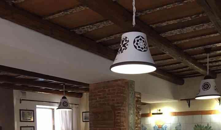 Sala Ristorante Re Ruggero