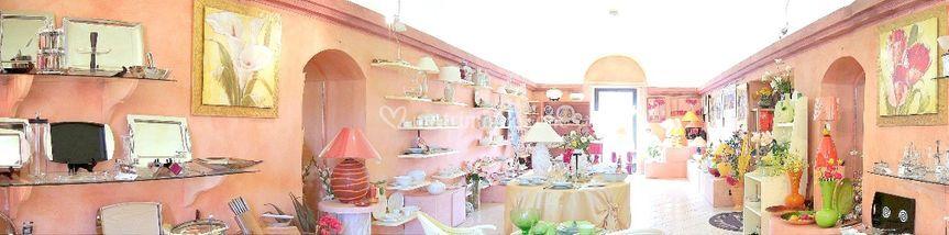 Sala lista nozze