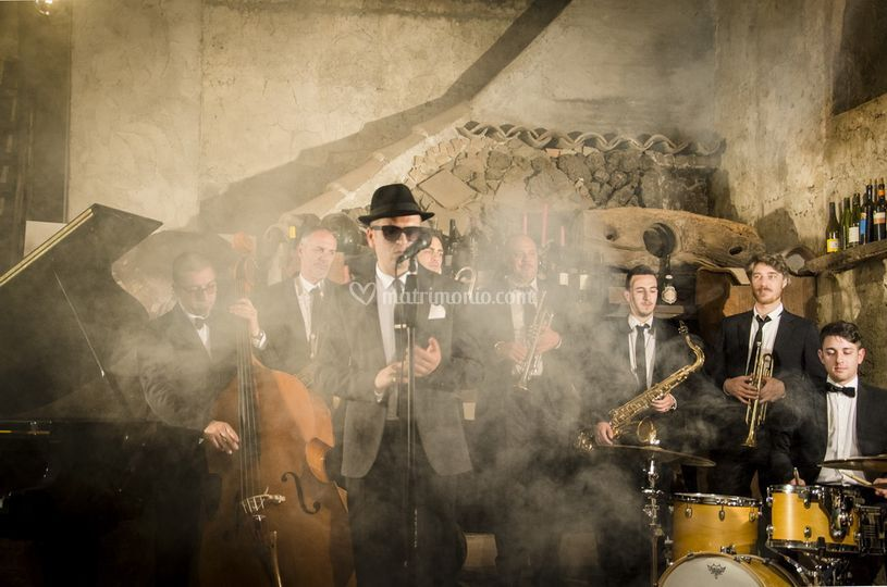 Andrea Cantieri Swing Band