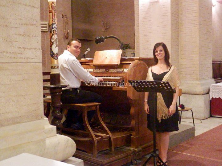 Duo - Cerimonia religiosa