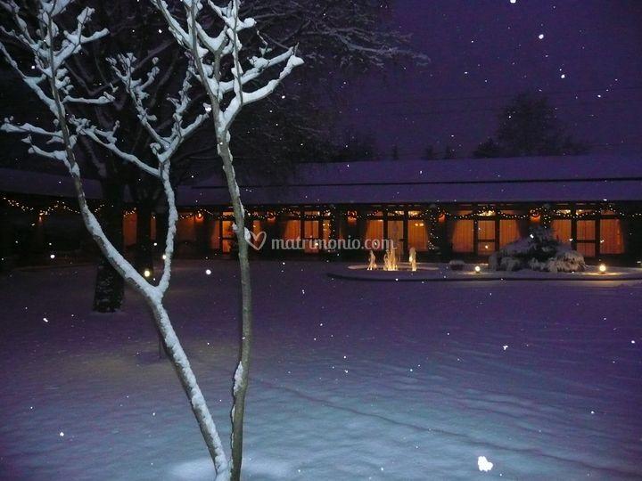 Inverno in Tenuta