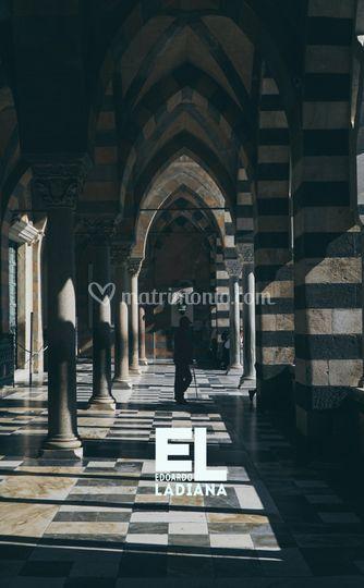 Giochi di luce ad Amalfi
