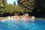 Pomeriggio in piscina
