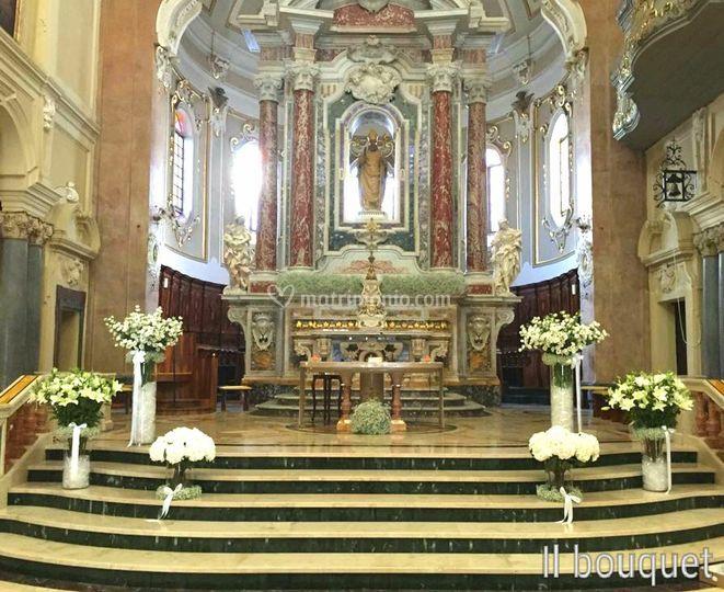 In Basilica!