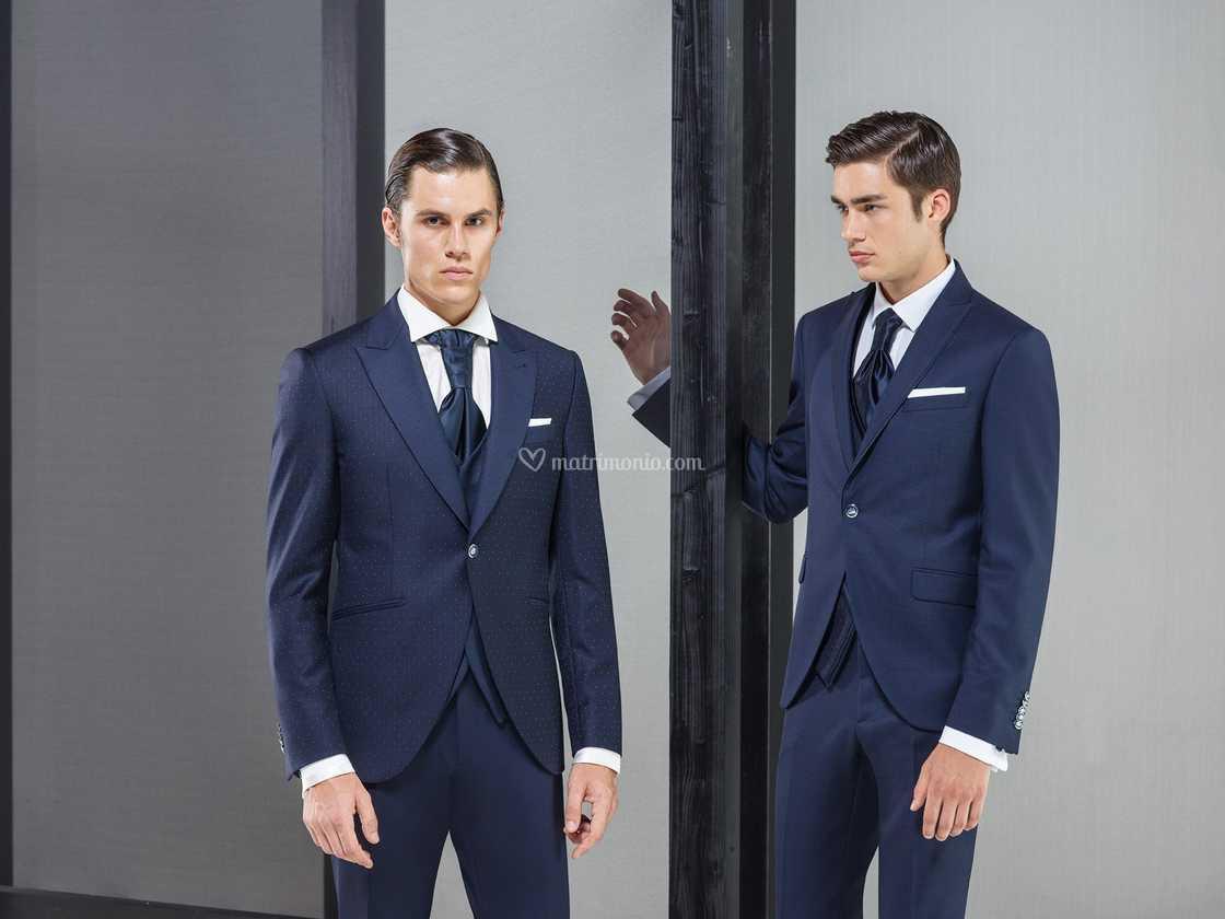 vendite all'ingrosso moderno ed elegante nella moda scegli l'ultima Andrea Versali 2019 di M&M Cerimonia Uomo | Foto 12