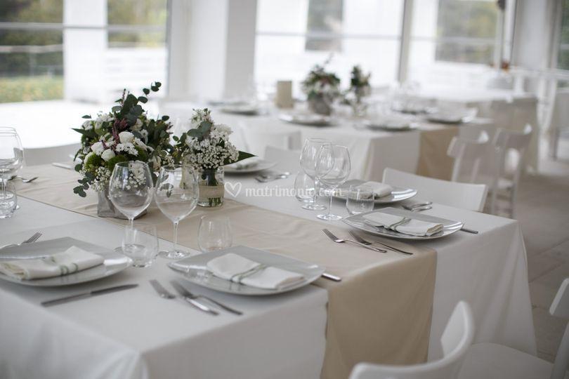 Tavoli e Mise en place