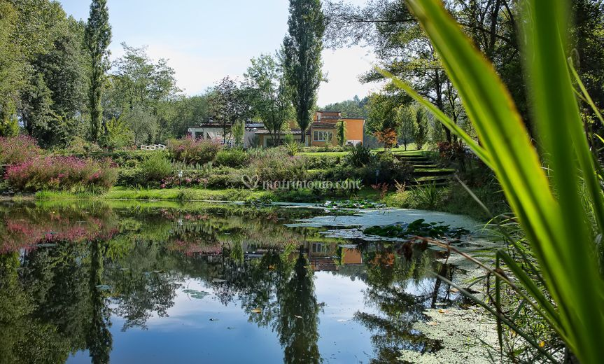 La Pampa e lo splendido lago