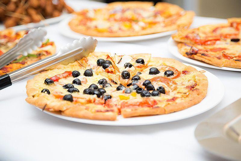 Presentazione pizze